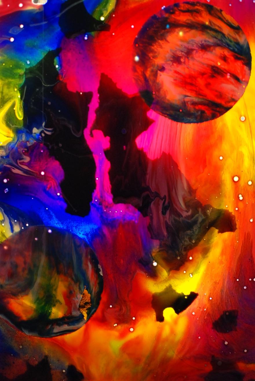 pigments at war