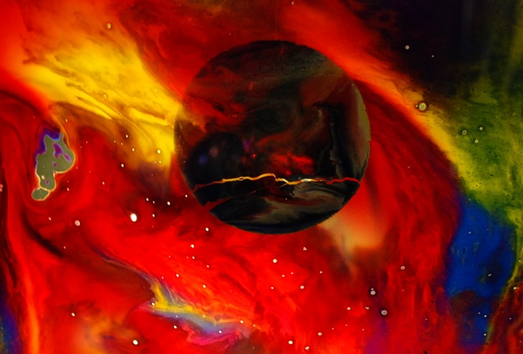 pigments and planets